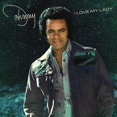 Johnny Mathis - I Love My Lady [New CD]