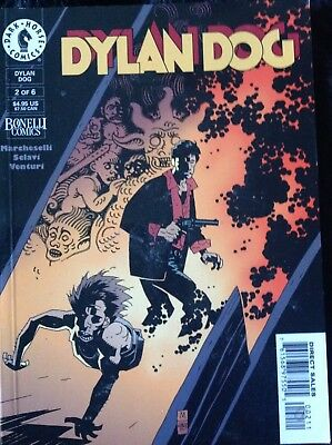 Dylan Dog - Johnny Freak - Dark Horse Comics
