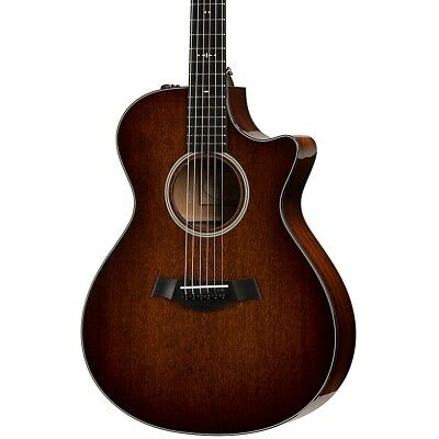 Orderly Taylor 712ce 12-fret Grand Concert Acoustic-electric Natural Moderate Cost Acoustic Electric Guitars Musical Instruments & Gear