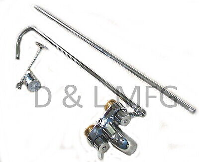 Add-A-Shower w/Faucet with Ceramic cartridges/PL