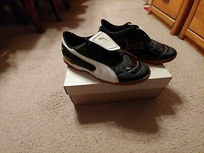 173df3bb910f PUMA Sport Mens Size 11.5 Indoor Soccer Shoes - Very Rare - Not Sold In  Stores