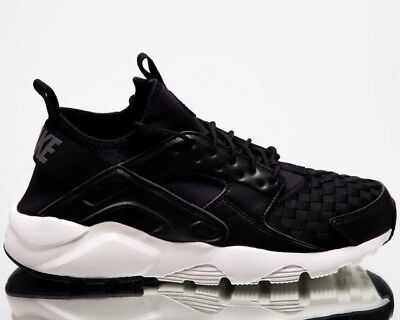 brand new 6b5c4 5109a Scarpe Nike Air Huarache Run Ultra Se Taglia 44 eu 10 us 875841-008 Nero