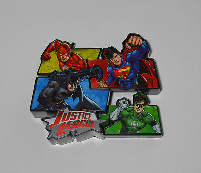 DC Comics Justice League Superhero Decoset Birthday Cake Topper Decoration Decor