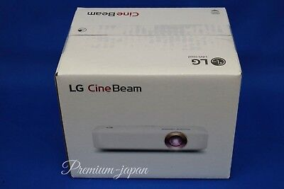 LG CineBeam PH550G Mini Projector White from Japan Domestic Version New
