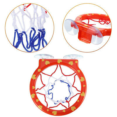 Shooting Game Toy Set Basketball Kids Bath Toys Children Mini Suctions Cups