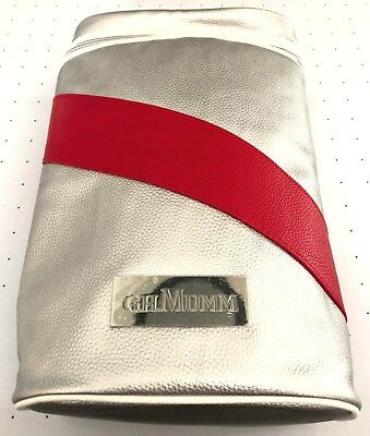 G.H. MUMM Champagne Twin Cooler Bag With Removable Insulated Separator Brand New