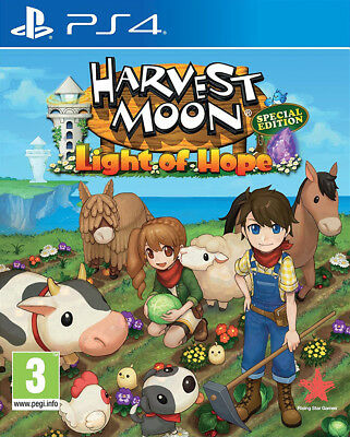 Videogioco PS4 Harvest Moon: Light of Hope - Special Edition Sony PlayStation 4