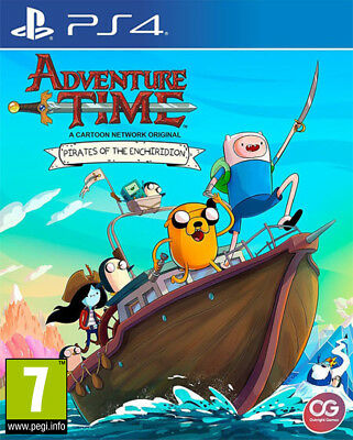Videogioco PS4 Adventure Time: I Pirati dell'Enchiridion Ita Sony PlayStation 4