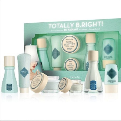 Benefit Cosmetics totally b.right 6-pc. radiant skincare set ( Limited Edition )