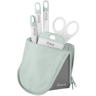 Cricut Accessory Pouch-mint