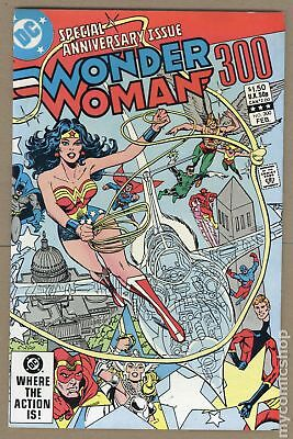 Wonder Woman (1st Series DC) #300 1983 VF 8.0