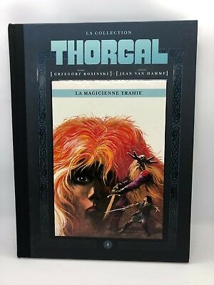 Bd Thorgal N°1 La Magicienne trahie- La Collection Hachette 2012 TBE