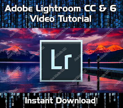 ADOBE PHOTOSHOP LIGHTROOM 5 for Windows And Mac OS Brand New
