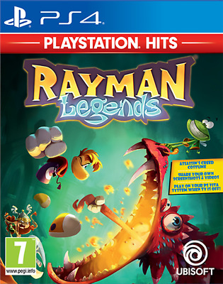 Videogioco PS4 Rayman Legends - PS Hits Originale Nuovo Ita Sony PlayStation 4