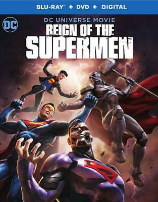 Reign Of The Supermen Used - Very Good Blu-Ray/Dvd