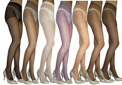 Classic Tights 20 Denier Sheer Semi Matt size S - XXL Available 14 colours