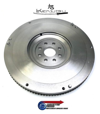 Kenjutsu Flywheel - For Toyota 1JZ-GTE 2JZ-GTE W58 Conversion Push Clutch