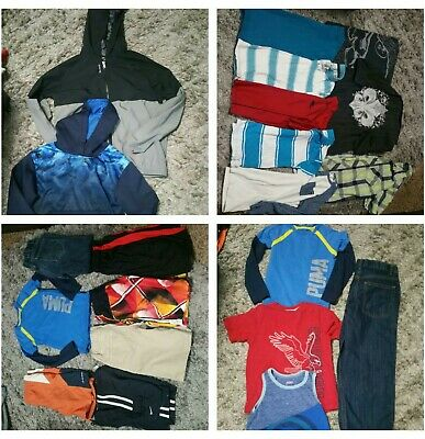 Boys Clothes Size 10 /12 mixed lot marvel batman hoodie large clothing winter