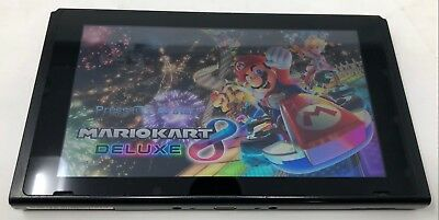 OEM Nintendo Switch 32GB Original Replacement System Console Tablet Only - Read