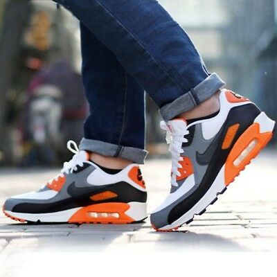 new styles 1b1cc 61184 Nike Air Max 90 Essentiel Homme Chaussures Basket Sport Streetwear Course