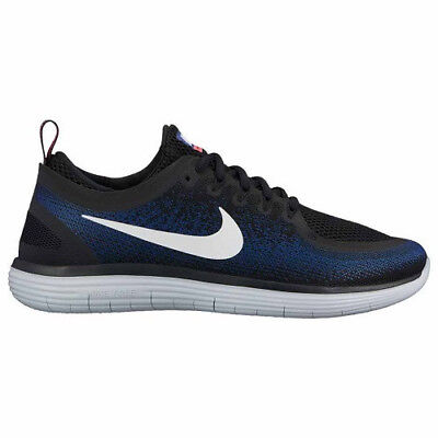 more photos 8e0d1 2cfd1 Nike Free RN Distance 2 Running Shoes 863775 Mens size 12 Royal Blue