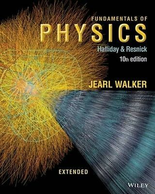 Fundamentals of Physics Extended 10E by David Halliday PDF