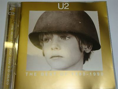 U2 - Best of 1980-1990 includes The B-Sides (Limited Edition, 2002)