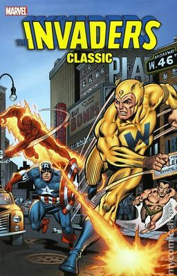 Invaders Classic TPB (Marvel) #4-1ST 2010 NM Stock Image