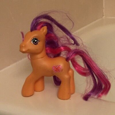 2007 Hasbro My Little Pony G3 Gen 3 Scootaloo Orange Butterfly Mlp 4 04 Picclick Sottoscrivi per scaricare scootaloo (with hair jigglebones)  vn_scootaloo . picclick
