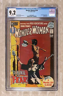 Wonder Woman (1st Series DC) #199 1972 CGC 9.2 0305766007