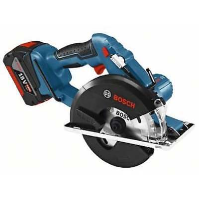 Bosch GKM18V 18v Metal Cutting Saw Cordless Body Only In L-Boxx (No Battery)