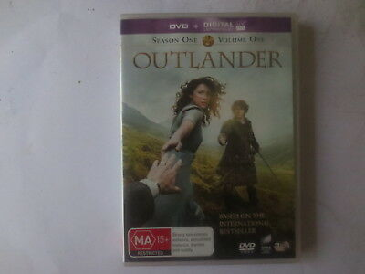 Outlander Season One 1 Volume One 1 DVD R2,4,5 #5949