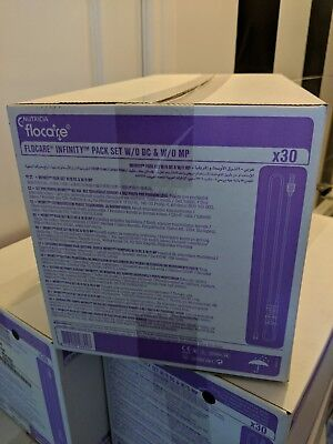 Nutricia Flocare Infinity Pack Mobile Set W/O DC, W/O MP. Box of 30 sets