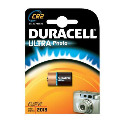 Duracell Specialist Fotocamera Cr2