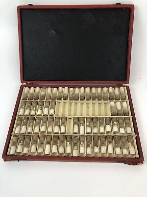 Lot Of Vintage Nos Yellow Gold Filled Wristwatch Case Movement Crowns Parts