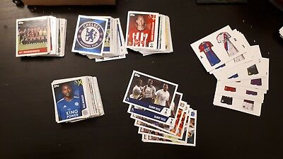 Topps Premier League 2019 Stickers- pick 10 from list