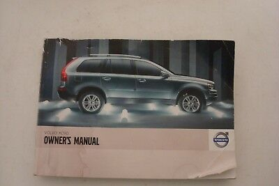 2010 volvo xc90 owners manual