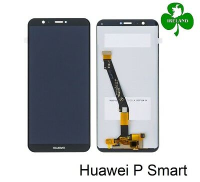 For Huawei P Smart LCD Touch Screen Display Digitizer Black Replacement New