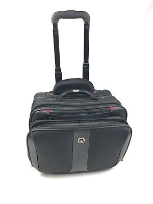 Wenger Swiss Gear Rolling Travel Carry On Laptop Bag