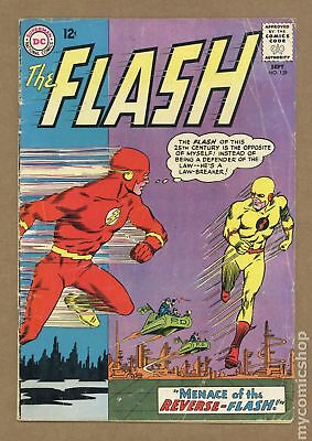 Flash (1st Series DC) #139 1963 GD 2.0