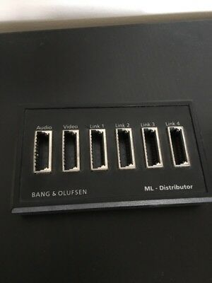Bang & olufsen Masterlink Distributor