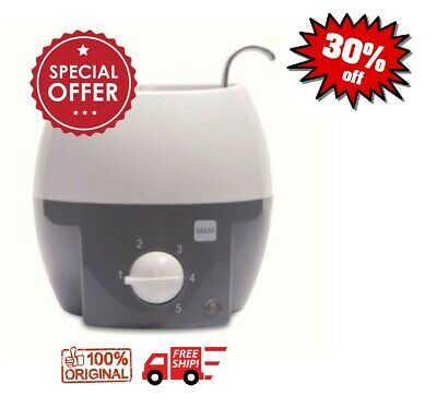 Mam Electric Bottle Warmer *BOTTLE & BABY FOOD WARMER* GRAY