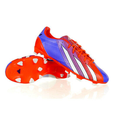 competitive price 3bbc9 467d5 ADIDAS F10 Messi TRX FG Mens Firm Ground Trainers Football Shoes Moulded  Studs