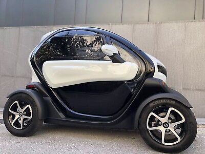 Renault Twizy Window / Protection