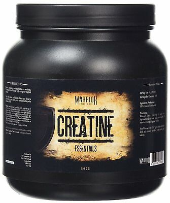 Warrior Essentials Creatine 500g
