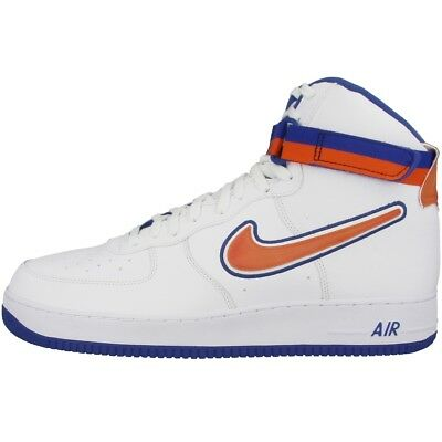 promo code 92f5b fe308 Nike Air Force 1 Haut  07 LV8 Chaussures Hautes de la Page Sports NBA  Baskets