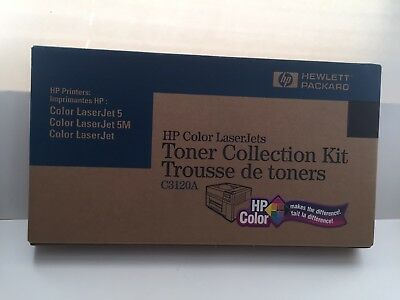 Genuine HP C3120A Toner Collection Kit For HP Color LaserJet 5 LaserJet 5M