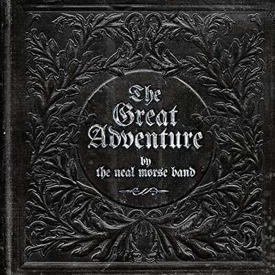 Neal Morse Band-Great Adventure (Uk Import) Cd New