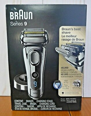 Braun Series 9 9293s Wet & Dry Electric Shaver (XK732)