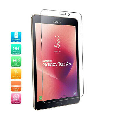 "[2] Tempered GLASS Screen Protector for Samsung Galaxy Tab A 8"" 8.0 T380 SM-T380"